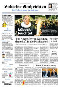 Lübecker Nachrichten Bad Schwartau - 29. November 2018