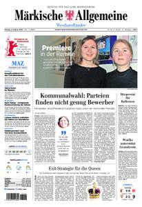 Märkische Allgemeine Westhavelländer - 04. Februar 2019