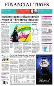 Financial Times UK – April 30, 2019