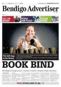 Bendigo Advertiser - April 11, 2018