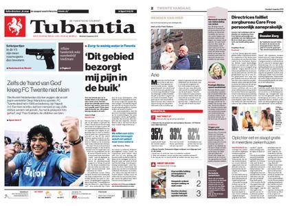 Tubantia - Enschede – 06 augustus 2019