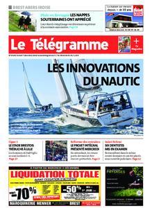 Le Télégramme Brest Abers Iroise – 07 décembre 2019