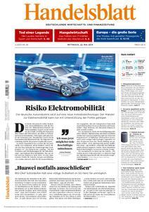 Handelsblatt - 22. Mai 2019