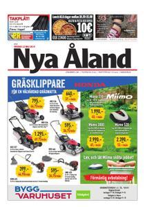 Nya Åland – 22 maj 2019