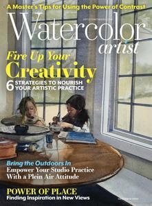 Watercolor Artist - December 2020
