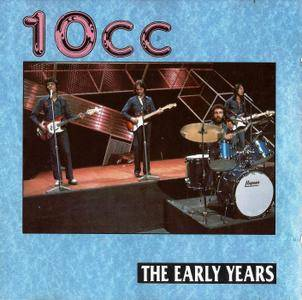 10cc - The Early Years (1993)