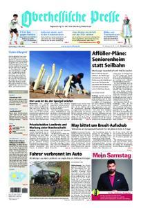 Oberhessische Presse Marburg/Ostkreis - 21. März 2019