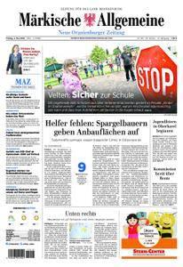 Neue Oranienburger Zeitung - 04. Mai 2018