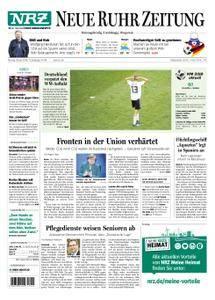 NRZ Neue Ruhr Zeitung Essen-Postausgabe - 18. Juni 2018