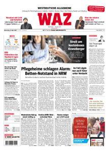 WAZ Westdeutsche Allgemeine Zeitung Vest-Recklinghausen - 21. März 2019