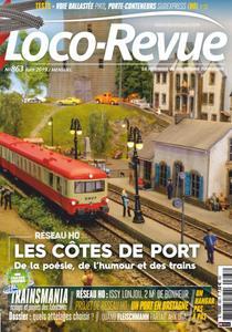 Loco-Revue - juin 2019