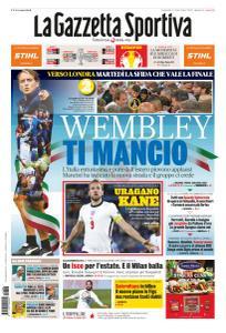La Gazzetta dello Sport Nazionale - 4 Luglio 2021