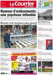 Le Courrier de l'Ouest Angers - 12 avril 2018