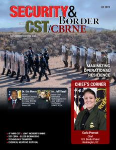 Security & Border and CST/CBRNE - Q1, 2019