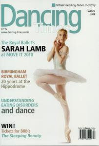 Dancing Times - March 2010