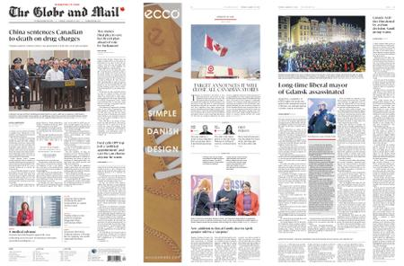The Globe and Mail – January 15, 2019