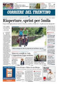 Corriere del Trentino – 10 maggio 2020