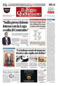 Il Fatto Quotidiano - 08 novembre 2018