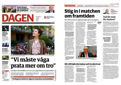 Dagen Sverige – 23 maj 2019