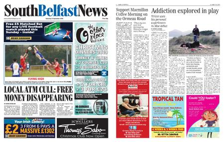 South Belfast News – September 19, 2019