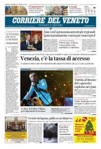 Corriere del Veneto Venezia e Mestre – 23 dicembre 2018