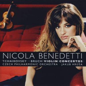 Nicola Benedetti - Tchaikovsky, Bruch: Violin Concertos (2010)