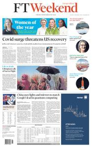 Financial Times Europe - December 5, 2020