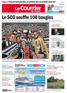 Le Courrier de l'Ouest Cholet – 10 octobre 2019