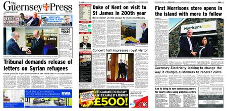 The Guernsey Press – 18 October 2018