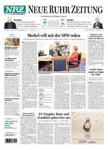NRZ Neue Ruhr Zeitung Essen-Postausgabe - 21. November 2017