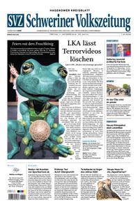 Schweriner Volkszeitung Hagenower Kreisblatt - 11. Oktober 2019