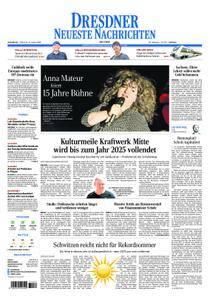 Dresdner Neueste Nachrichten - 22. August 2018