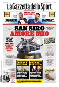 La Gazzetta dello Sport Bergamo – 20 novembre 2019
