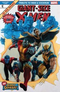 Giant Size X Men Tribute to Wein & Cockrum 001 2020 Digital Zone Empire