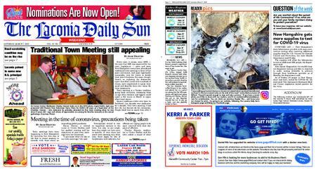 The Laconia Daily Sun – March 07, 2020