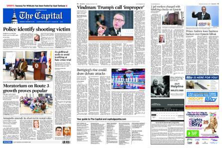 The Capital – November 20, 2019