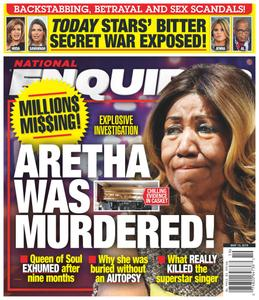 National Enquirer – May 13, 2019