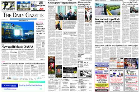 The Daily Gazette – February 07, 2019