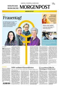Solinger Morgenpost – 07. März 2020
