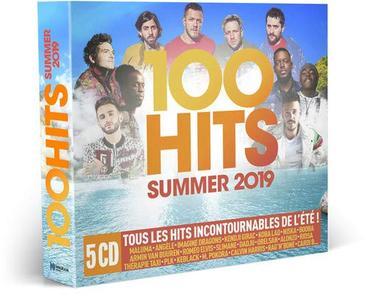 VA - 100 Hits Summer 2019 (5CD, 2019)