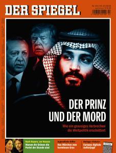 Der Spiegel - 20 Oktober 2018