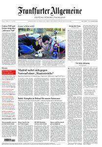 Frankfurter Allgemeine Zeitung F.A.Z. - 23. Oktober 2017