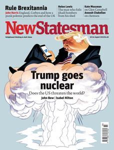 New Statesman - 18 - 24 August 2017