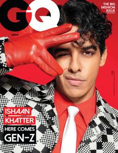 GQ India - March 2021