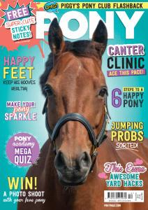 Pony Magazine - Issue 858 - December 2019
