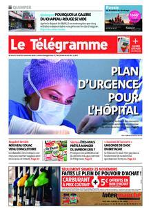 Le Télégramme Quimper – 21 novembre 2019