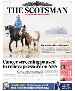 The Scotsman - 31 March 2020