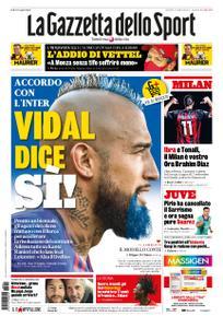 La Gazzetta dello Sport Sicilia – 01 settembre 2020