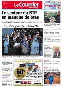 Le Courrier de l'Ouest Angers – 09 décembre 2020