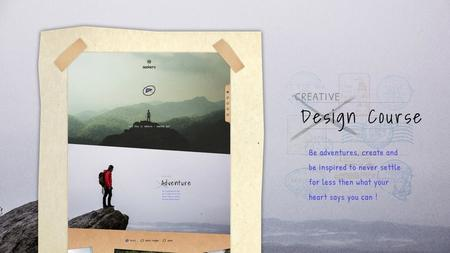 Creative Web Design Deconstructed : Learn By Doing